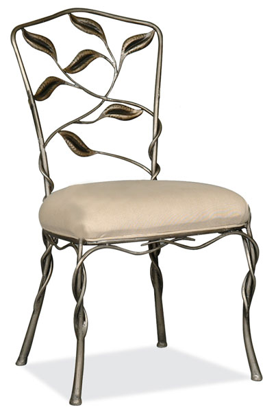 wrought iron chairs Los angeles californie floride miami san  francisco