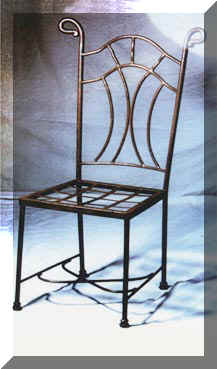 wrought, iron, chairs, Los, angeles, californie, floride, miami, san, francisco,